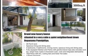 eLanka   Luxury House for Sale – Pannipitiya (Sri Lanka)