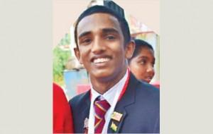 Kavindu Udayanga outstanding weightlifter and powerlifter-Upananda Jayasundera