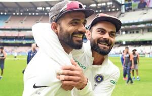 Rahane's captaincy masterclass puts heat on Kohli