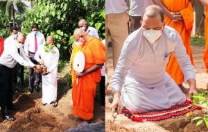 76 herbal gardens completed under 'Husma Dena Thuru' tree planting programme