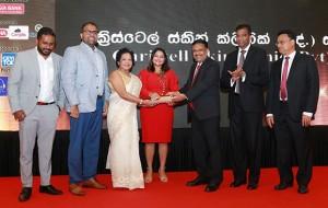 Dr. Shanika Arsecularatne awarded Best Woman Entrepreneur at Entrepreneur Awards 2020