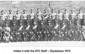 Being blooded into the Ceylon Army in 1971-By Maj Gen (Rtd) Nanda Mallawaarachchi VSV