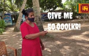 eLanka   Greedy Sri Lankan Lady