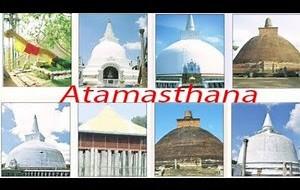 eLanka | අටමටස්ථාන Atamasthana (Eight Sacred Places in Sri Lanka)