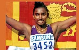 eLanka | Damayanthi Darsha – the youngest Lankan athlete to take part in Olympics