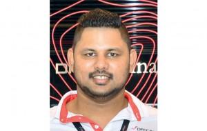 Second row forward Gayan Fernando shone for CR and Sri Lanka-by Althaf Nawaz