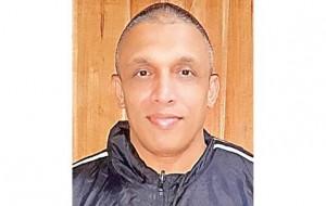 Kishan Musafer the dashing CR and Sri Lanka winger-by Althaf Nawaz