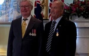 eLanka | Photos of Anton Swan OAM (Qual) Hon. Consul for Sri Lanka in Queensland, Australia's official Investiture