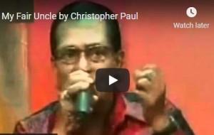 eLanka | 'My fair Uncle' – Mage Sudu Maamae (English version) – by Christopher Paul