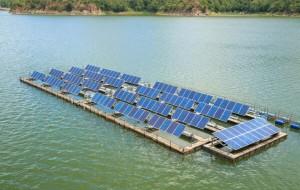 First Floating Solar Power System will be established near Diyawanna Lake