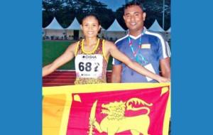 Nimali Liyanarachchi – Olympic talent from a humble family in Sooriyawewa-by Dhammika Ratnaweera