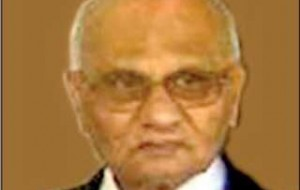 Former Richmond and Saracens cricket captain Arnold Adihetty dies aged 91 By Sa'adi Thawfeeq