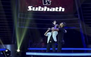 The Battles : Julius Mitchell V Subhath Sanjula | Mal Madahasa (මල් මදහාස) | The Voice Sri Lanka
