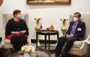 Sri Lanka, Australia foreign ministers discuss enhancing cooperation