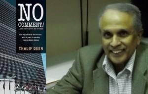 Veteran Journalist Thalif Deen Takes Over as IDN Advisor By Ramesh Jaura